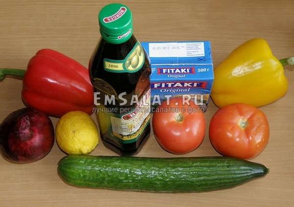 преготовление ингредиентов