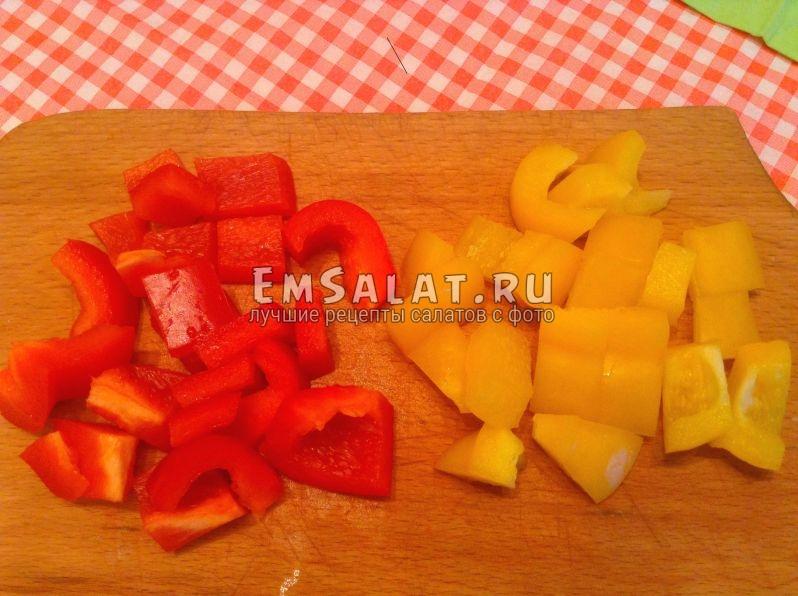 Режим ингредиенты для салата