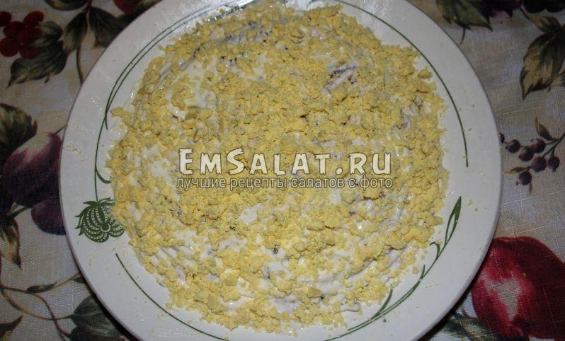как готовить салат мимоза рецепт