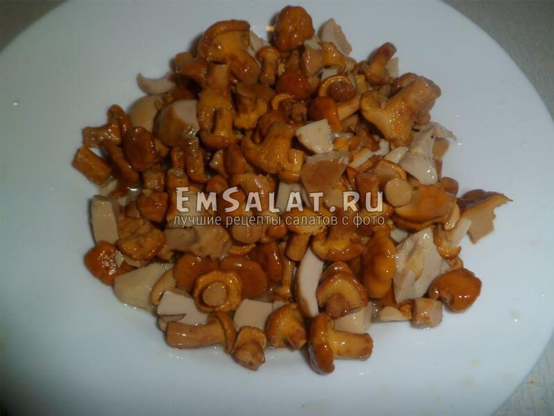 МариннованныеМаринованные грибы грибы