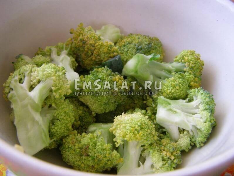 капуста броколи