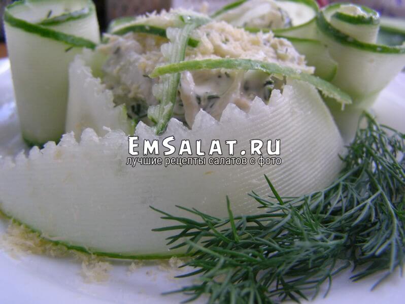 салат витаминка