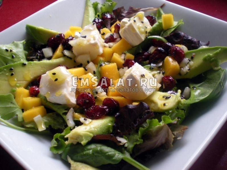 Готовый салат
