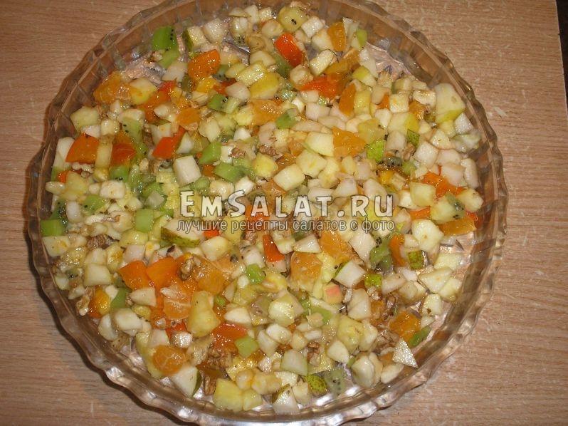 можно подавать салат в таком виде