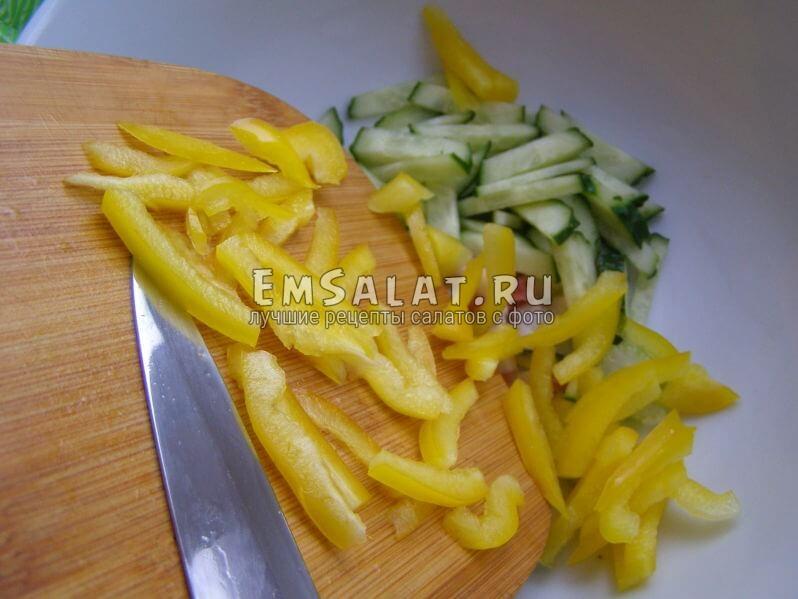 перец болгарский