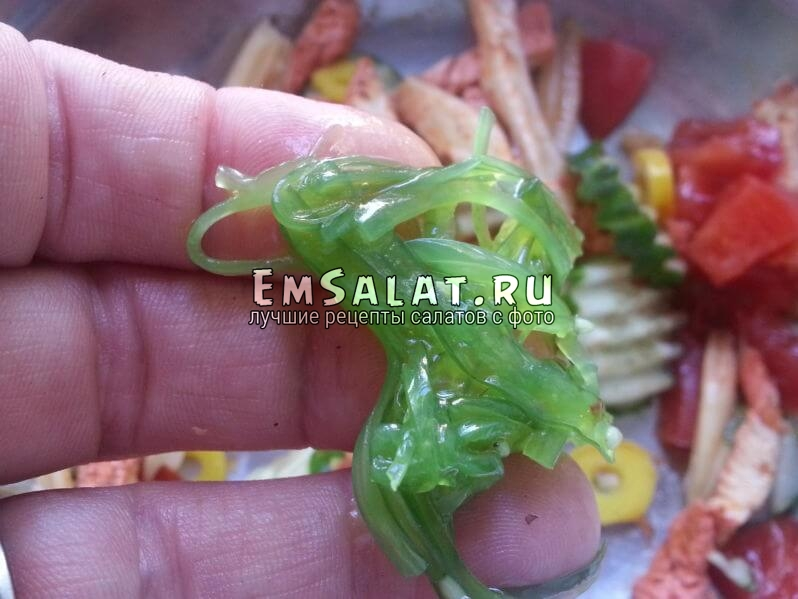 салат чука